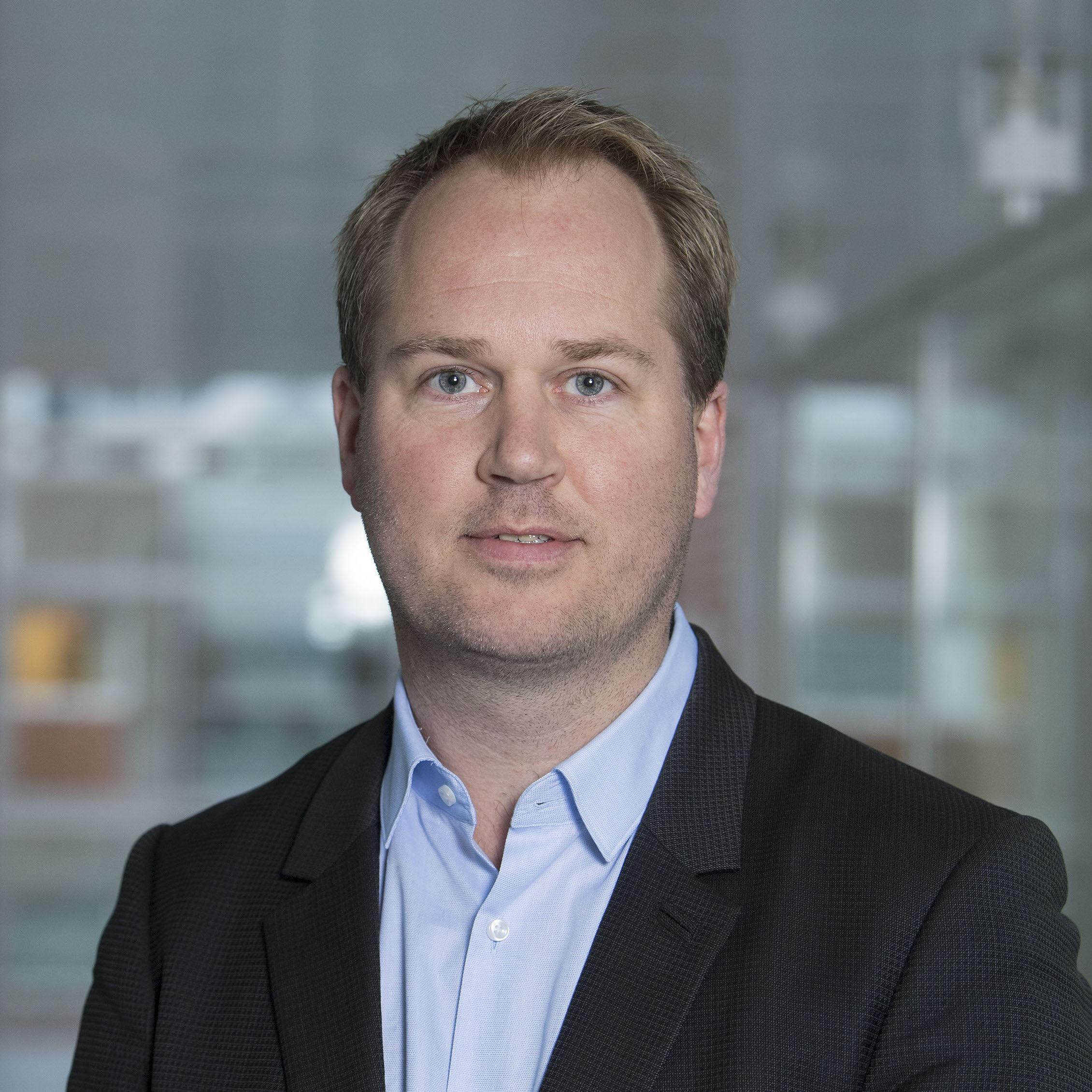 Aalborg Universotet AAU Institut for Elektroniske Systemer S¯ren Tranberg Hansen   Dato: 15.01.18 Foto:  Lars Horn / Baghuset