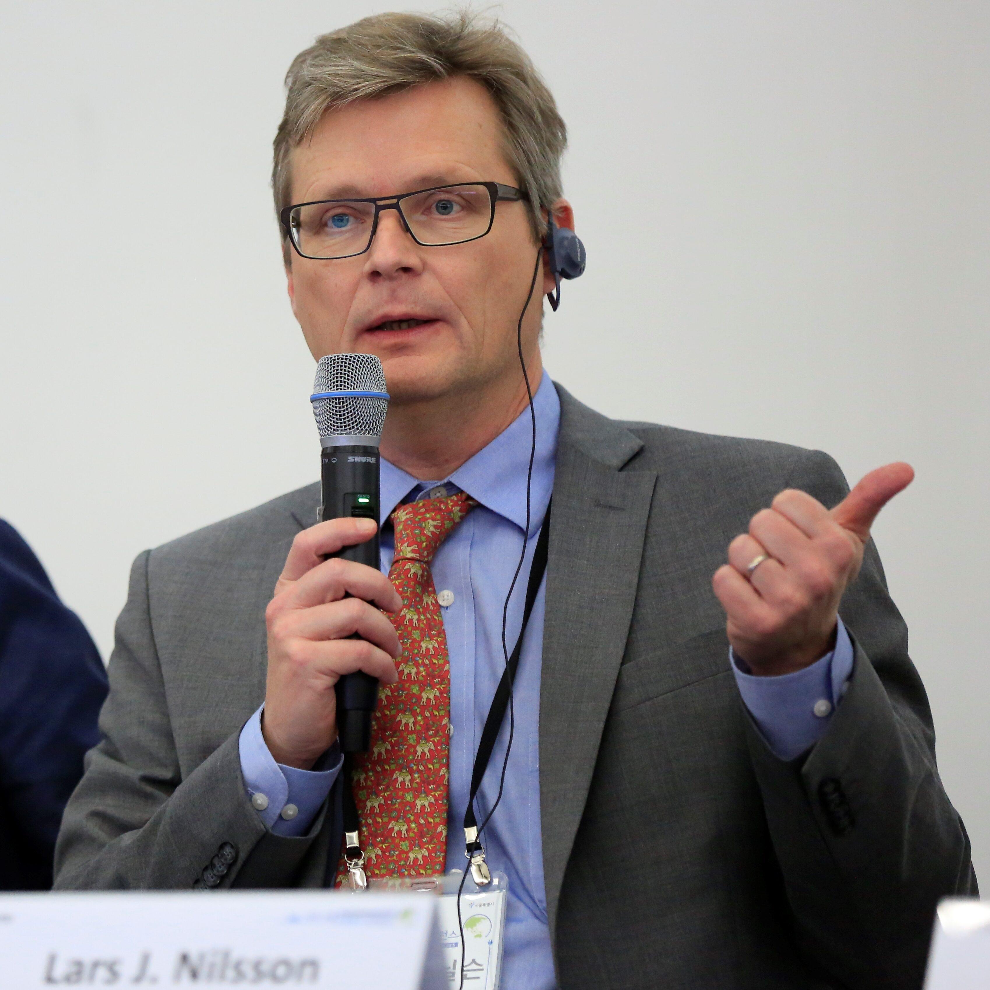 Lars JN i Seoul 2015