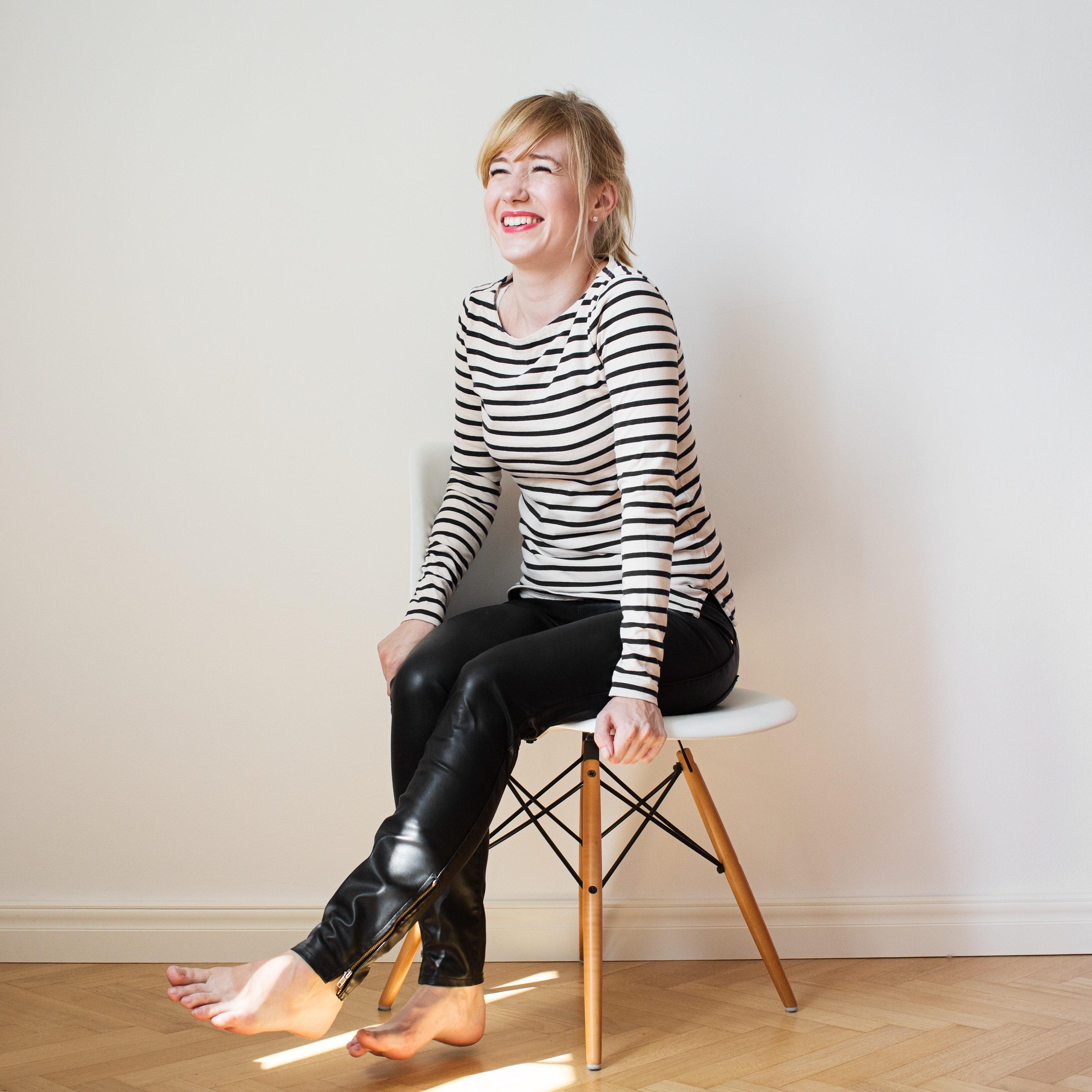 Linda Liukas. Photo: Maija Tammi